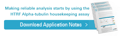 Download Alpha-tubulin housekeeping assay application notes
