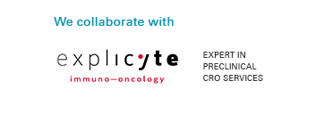 Cisbio collaborates with Explicyte, expert in preclinical CRO services