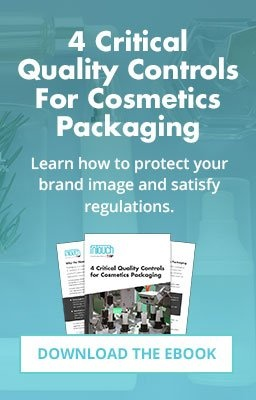 4 Critical Quality Controls For Cosmetics Packaging