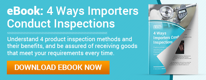 4 ways importers conduct product inspections ebook