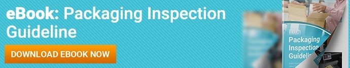 Download Your Packaging Inspection Guideline (eBook) Now
