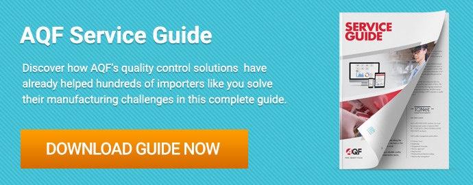 AQF service guide