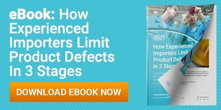"[C] ""How Experienced Importers Limit Product Defects in 3 Stages"" (eBook)"