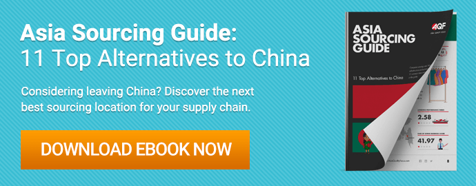 Asia sourcing guide