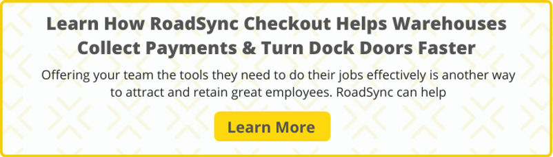 Learn How RoadSync Checkout Helps Warehouses