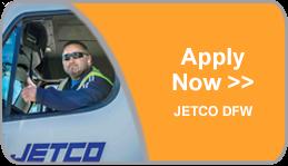 Jetco DFW Professional Driver Apply Now