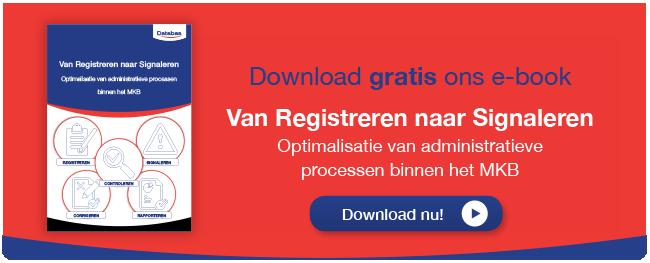 Ebook van Registeren naar Signaleren