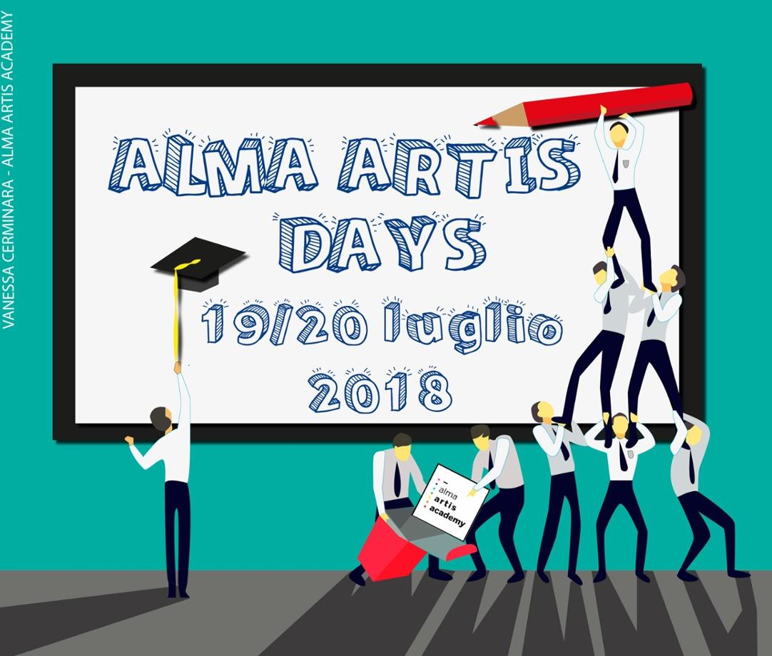 Alma Artis Days 19/20 luglio 2018
