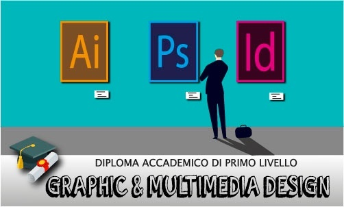 Diploma accademico di I livello Graphic & Multimedia Design