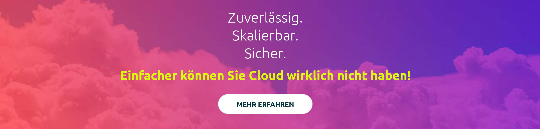 Die Cloud im Mittelstand