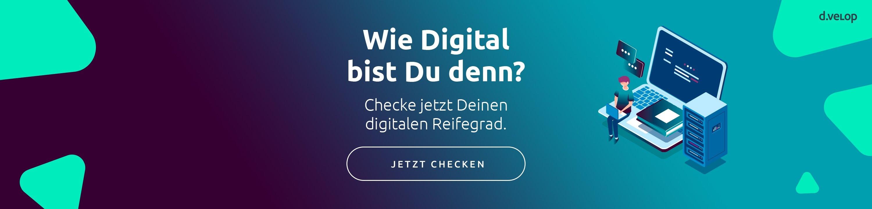 digitalisierung anfang