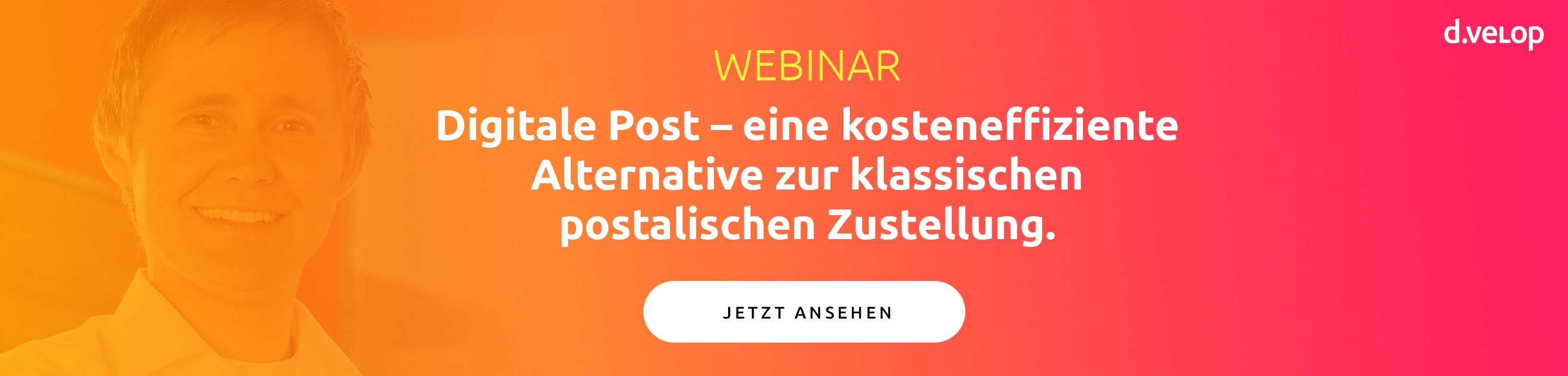 Webinar digitale Post