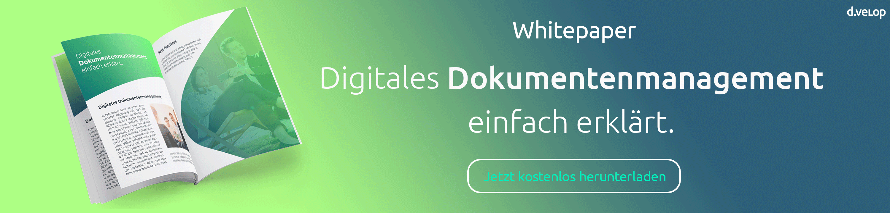 Whitepaper Digitales Dokumentenmanagement - Dokumentenablage