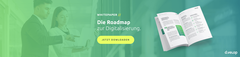 Whitepaper - Die Roadmap zur Digitalisierung