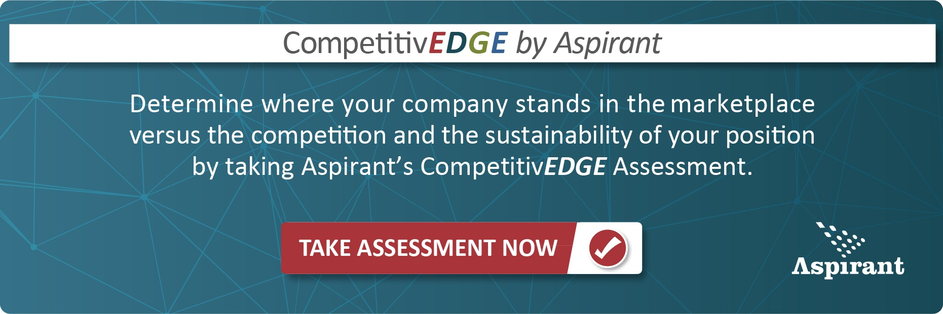 CompetivEDGE Assessment by Aspirant for competition.