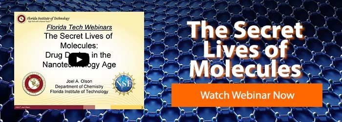 Secret Lives of Molecules Webinar