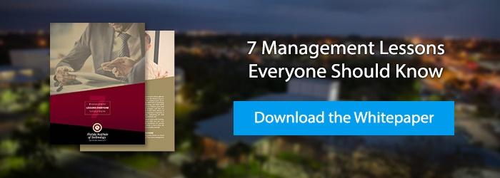Management Whitepaper