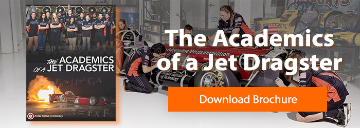 Academics of a Jet Dragster CTA