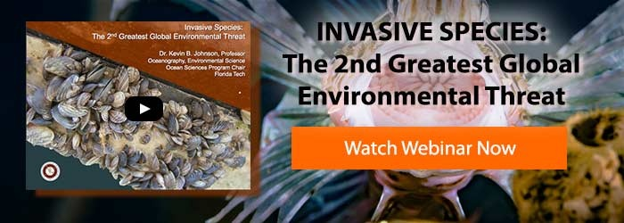 Invasive Species Webinar