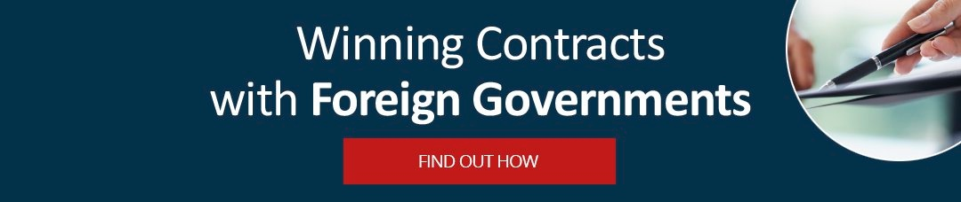 Winning Contracts with Foreign Governments