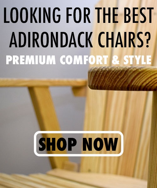 slick woodys adirondack chairs