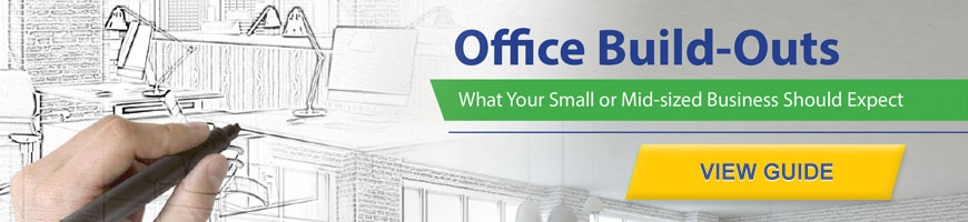 What You Should Expect During Your Next Office Build-Out