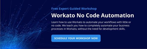 Workato No Code Automation Workshop