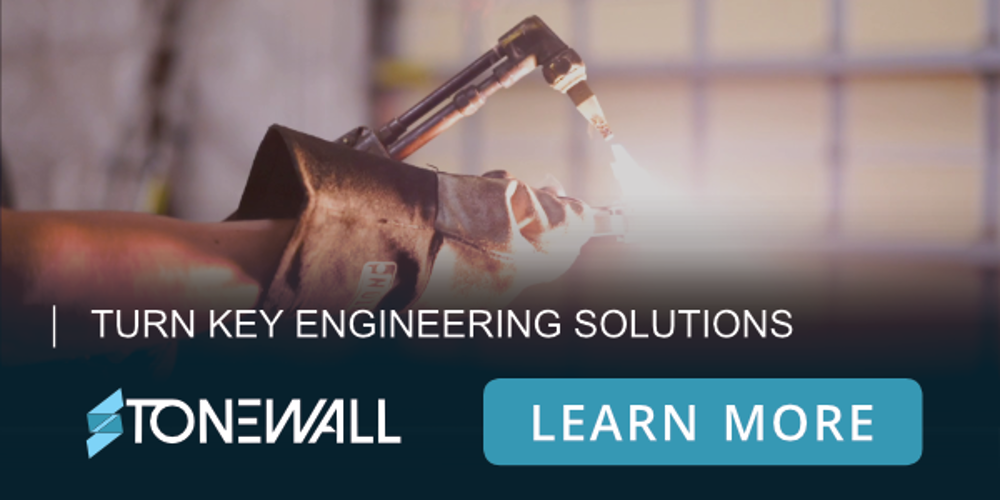 Stonewall Engineering Turn Key engineering solutions