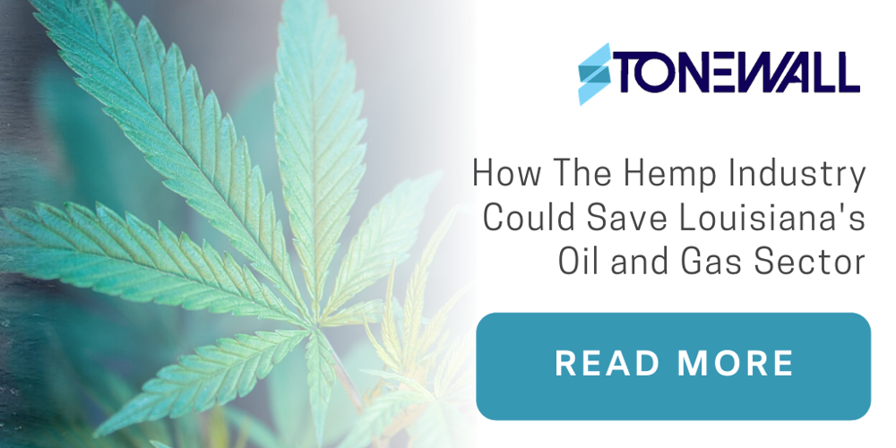 Hemp Industry Could Save Louisiana's Oil and Gas | Stonewall Engineering