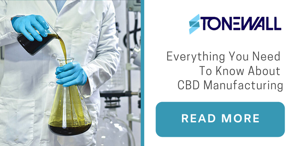 Everything You Need To Know About CBD Manufacturing | Stonewall Engineering