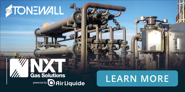 StoneWall NXT Gas Solutions Membrane