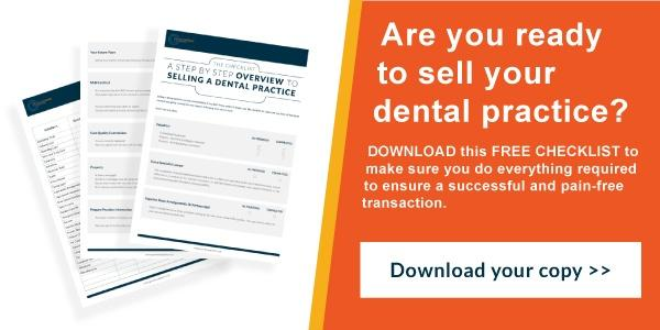 the_checklist_a_step_by_step_overview_when_selling_a_dental_practice