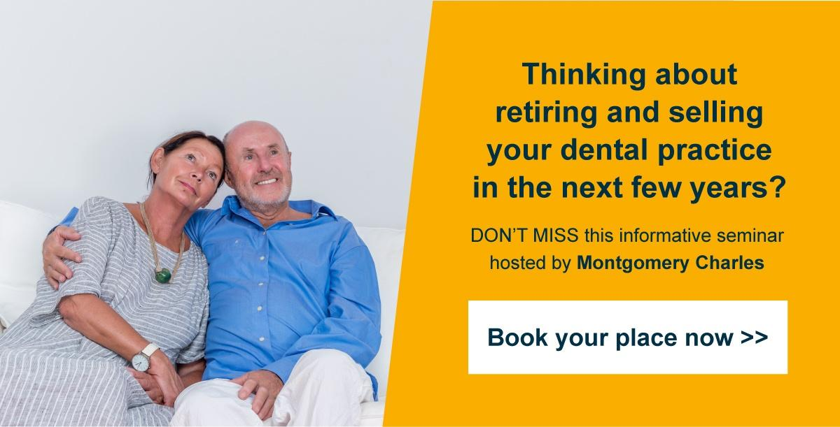 is selling a dental practice part of your retirement plan?