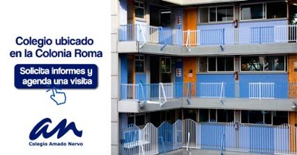 LP - Campaña especial Colegio Amado Nervo