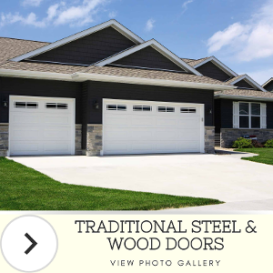 Traditional Steel and Wood Doors Photo Gallery