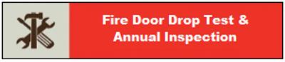 CTA Fire Door Drop Test & Fire Door Annual Inspection