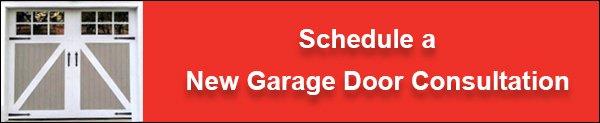 Schedule a New Garage Door Consultation
