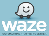 Directions on Waze to Overhead Door Company of Central Jersey