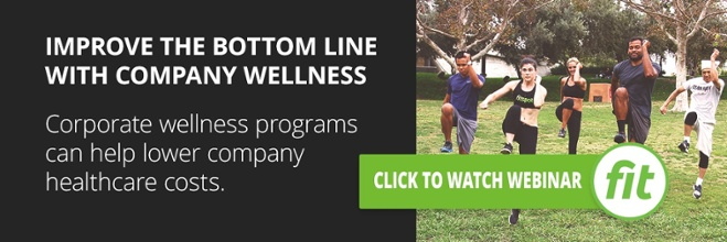 Company Wellness programs