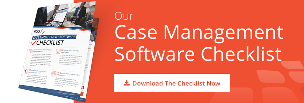 Case Management Software