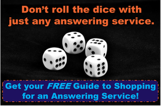 get your answering service shopping guide