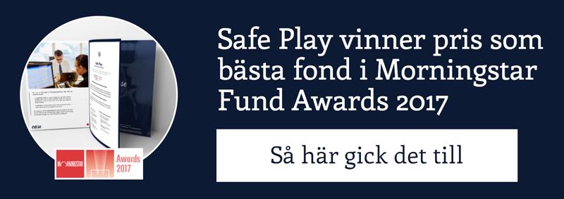 Ladda ner guiden - Safe Play vinner pris som bästa fond