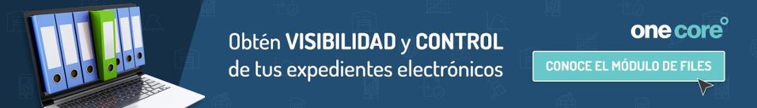 Dirige a leer más info del módulo de Expediente Electrónico de Comercio Exterior