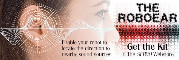 Get the Roboear kit in the SERVO webstore.