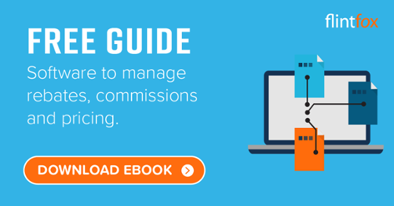 Free guide on how to manage rebates, pricing and commissions with software