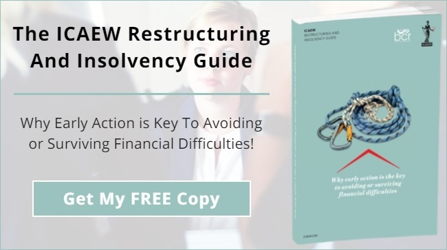 ICAEW Restructuring and Insolvency Guide