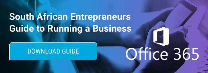 South African Entrepreneurs Guide	to Running a Business