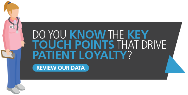 Key Touch Points for Patient Loyalty