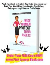 Order this Free Book Now to Discover How to Protect Your Kids Inheritance