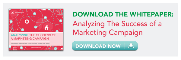 Download our whitepaper on Analyzing Success of a Marketing Campaign